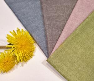 Linen Texture - grå
