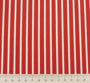 Moda - Daysail - Röd-vita ränder