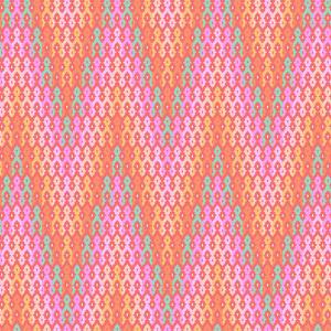 Tula Pink Chipper - The Wanderer Sorbet