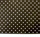 Polka dots - svart