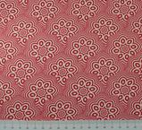 NouvElle - Reliefblomma röd