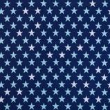 Nano Softshell - blå med stjärnor