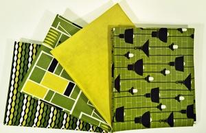 Shadow Style - gulgrön