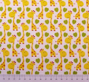 Peek-a-zoo - giraffer