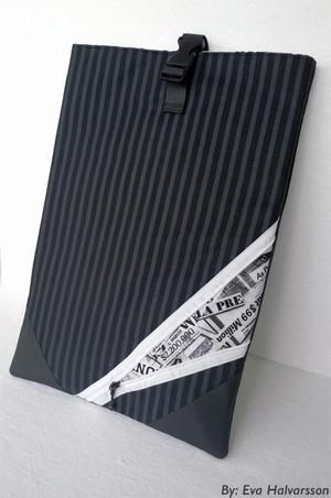 Mackie Sleeve - laptopfodral Pdf mönster